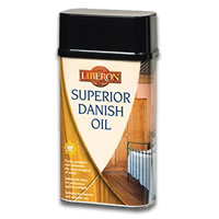 Liberon Superior Finish Danish Oil