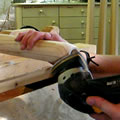 How to Make a Wooden Didge - Sanding and Finishing