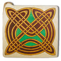 Copperman Box Didgeridoo - Celtic Circle 03